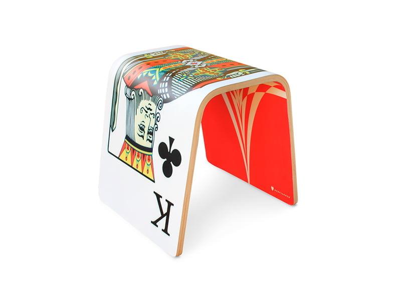 Banco Carta: Rei de Paus