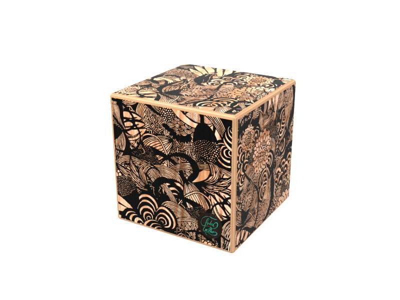 Arte em Cubo: Floral
