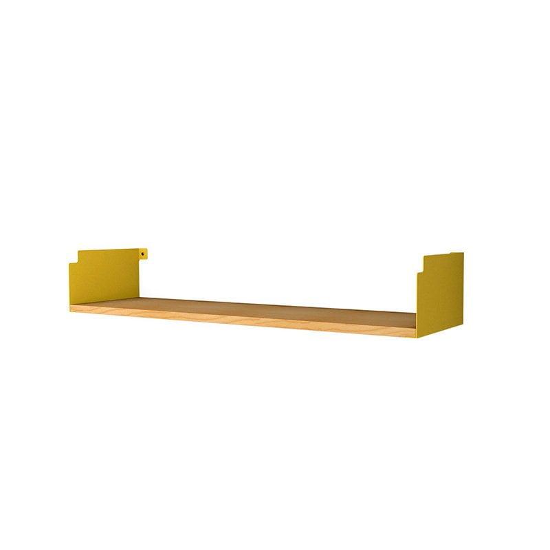 Prateleira INCwall Amarela 90x25cm