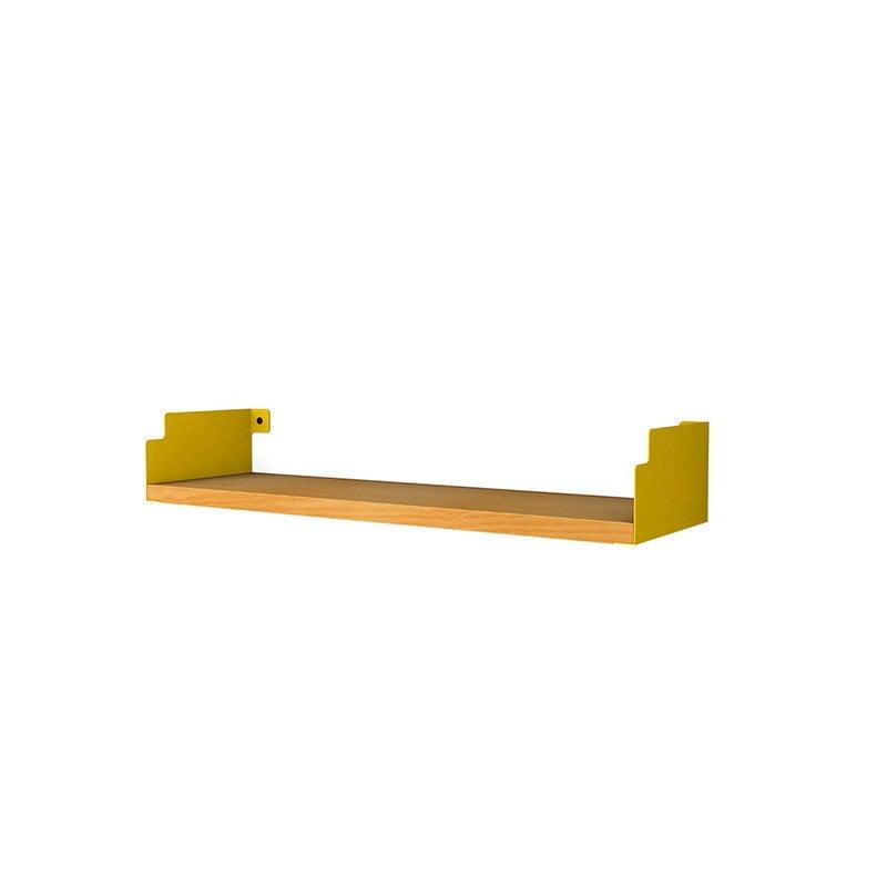 Prateleira INCwall Amarela 60x18cm