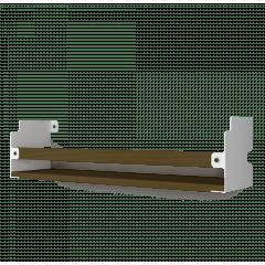 Prateleira INCwall Branca 40x10cm